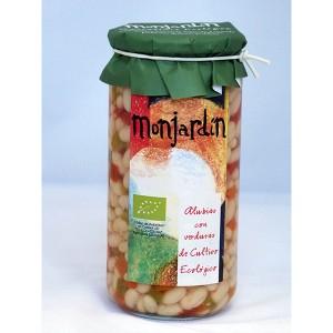 Alubias con Verduras Eco fco 1 kg