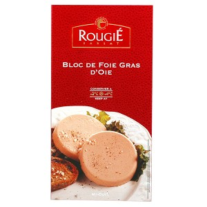Bloc de foie gras de oca Allegro 2x40g