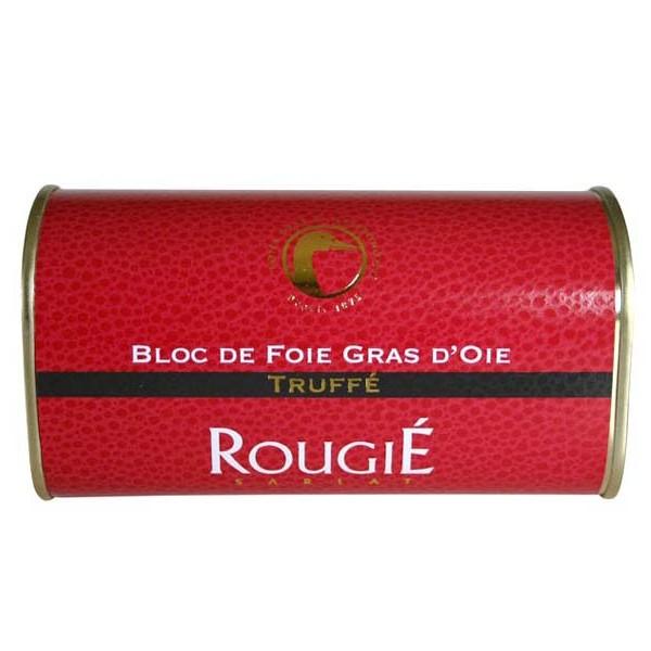 Bloc de foie gras de oca trufado 210 g
