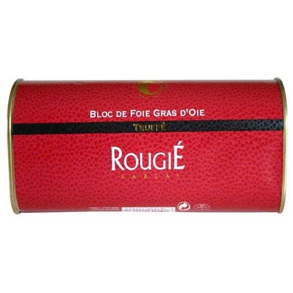 Bloc de foie gras de oca trufado 310g