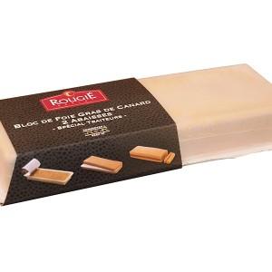 Bloc de foie gras de pato 2 placas 400g