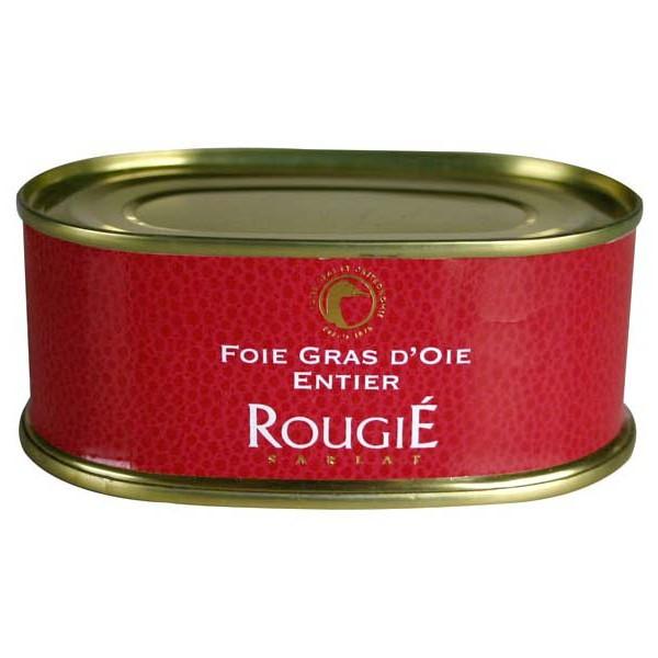 Foie gras de oca entero 200g