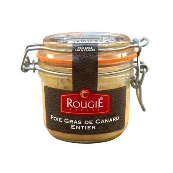 Foie gras de pato entero 180g