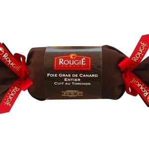 Foie gras de pato entero al torchón 300g