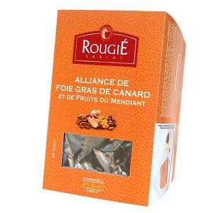 Foie gras de pato entero con frutos secos 500g