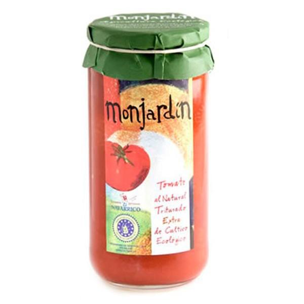 tomate natural triturado