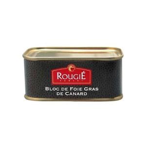 Bloc de foie gras de pato 135g