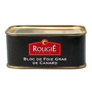 Bloc de foie gras de pato 200g