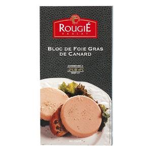 Bloc de foie gras de pato Allegro