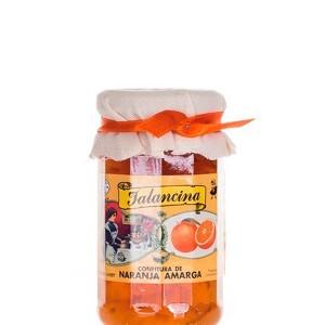 Confitura naranja amarga