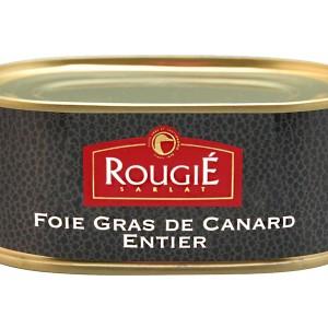 Foie gras de pato entero 200g