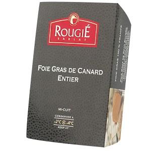 Foie gras de pato entero mi-cuit 180g