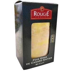 Foie gras de pato entero mi-cuit 300g