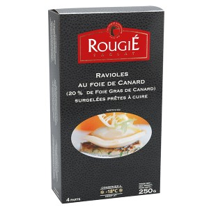 Raviolis de foie 250g